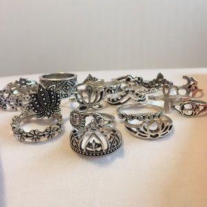 Jewelry - cute rings